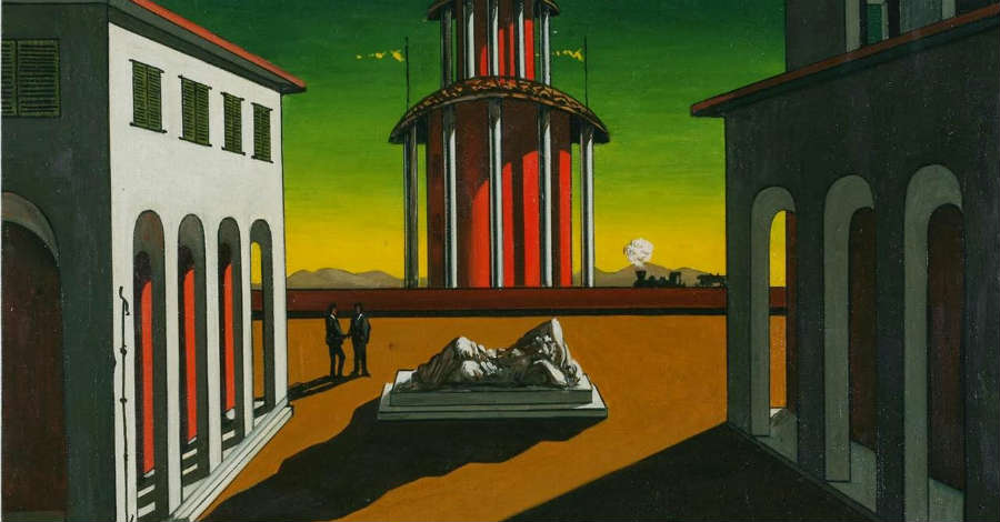Giorgio De Chirico in mostra a Nola