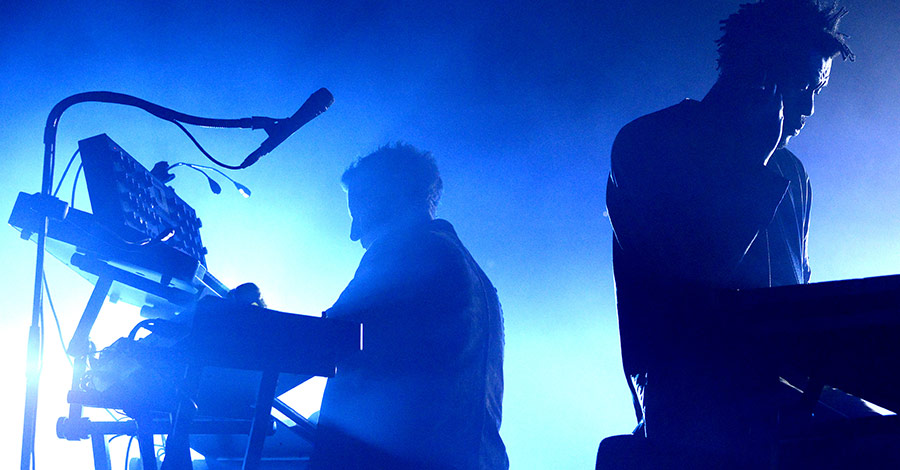 Massive Attack in concerto a Napoli