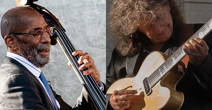 Pat Metheny e Ron Carter in concerto a Napoli