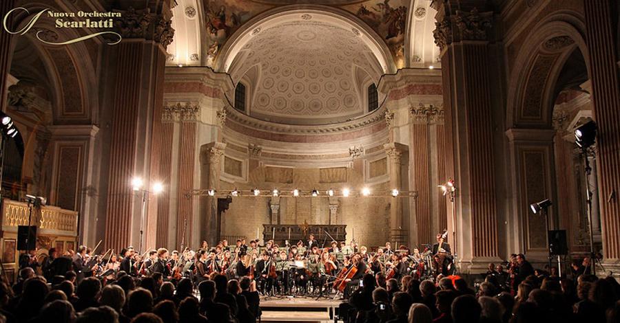 Autunno Musicale 2016 della Nuova Orchestra Scarlatti