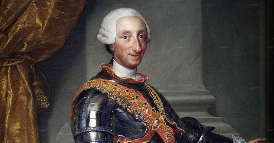 Carlo III e le antichità - Napoli, Madrid e Città del Mexico