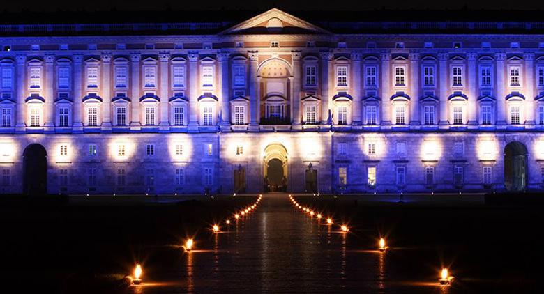 Visite serali agli appartamenti storici della Reggia di Caserta