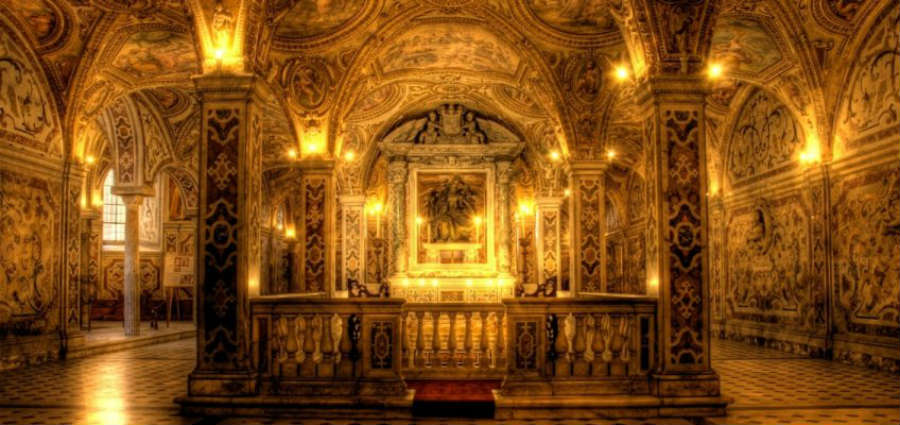 Salerno, pranzo dedicato alla mozzarella di bufala, Templi di Paestum