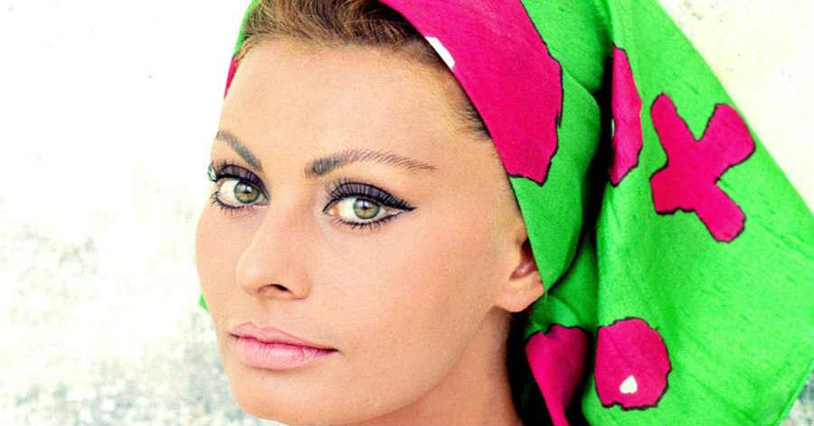 Mostra fotografica su Sophia Loren a Sorrento