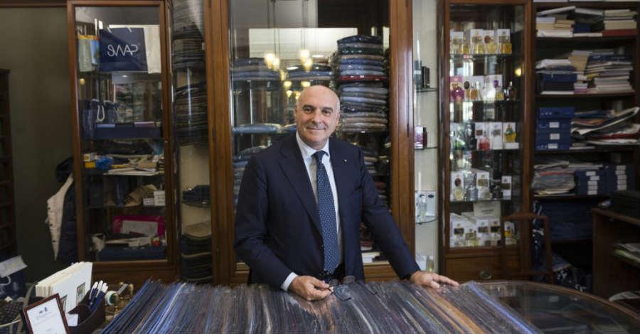 53a58720a537 Marinella è ambasciatore dello stile napoletano nel mondo