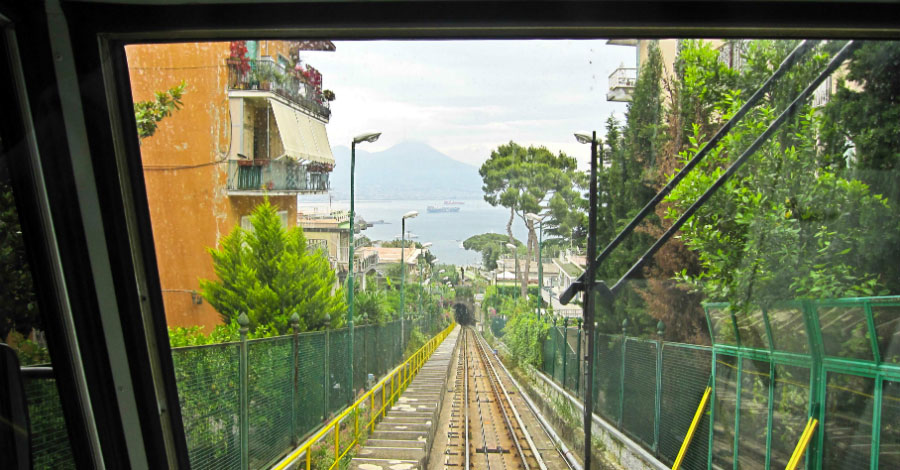 Naples Funicular Lines
