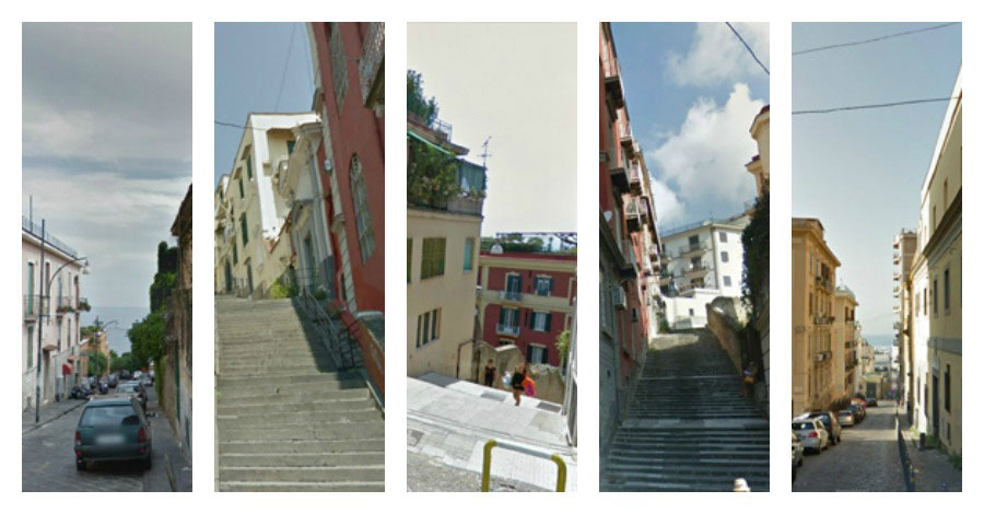 Naples Urban Itineraries